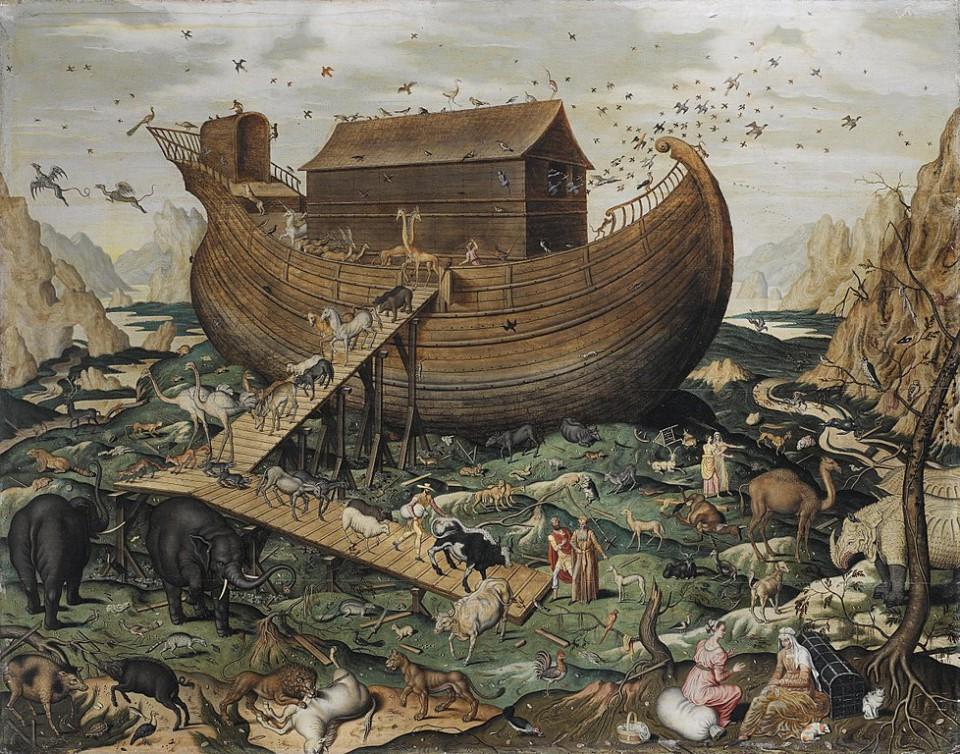 Noé: el arca y el diluvio