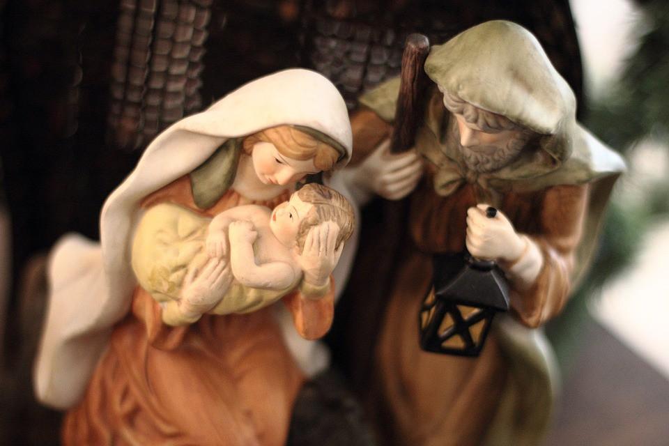 María y José, ejemplos de paternidad