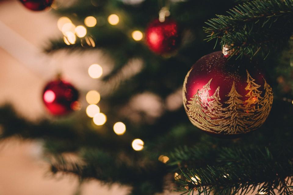 Una carta de Navidad